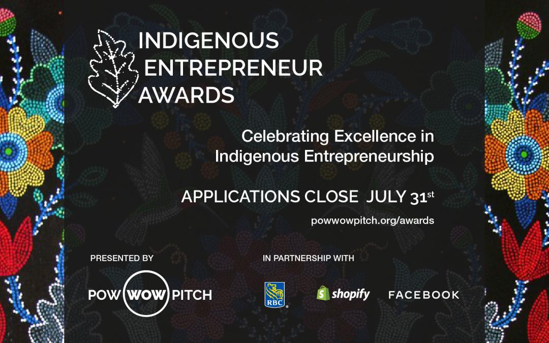 Applications Open for Indigenous Entrepreneur Awards
